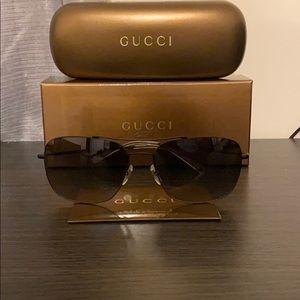 Gucci aviator sunglasses. Model gg 2262/s